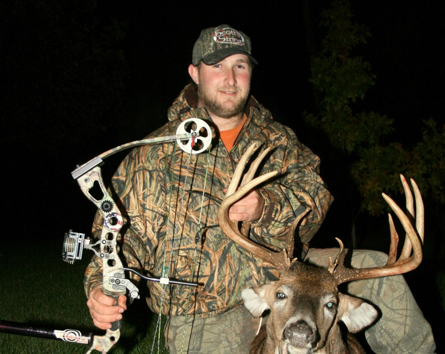 Scott Strings Hunting Staff Coordinator